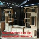 Lemari Hias Jepara-Mebel Partisi Jepara-Furniture Minimalis-Naura Md Furniture
